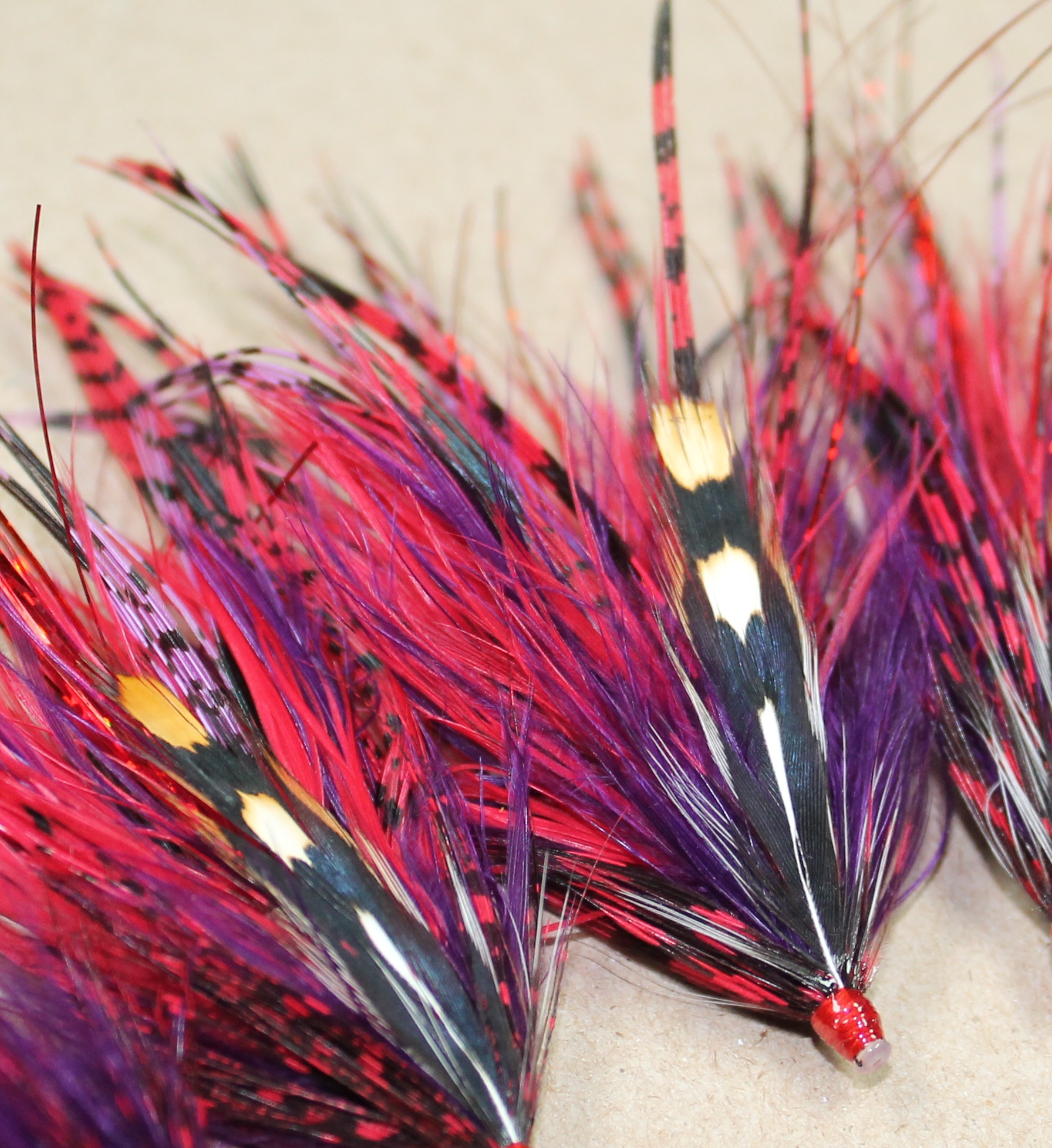 Consider, fly tying jungle cock feathers