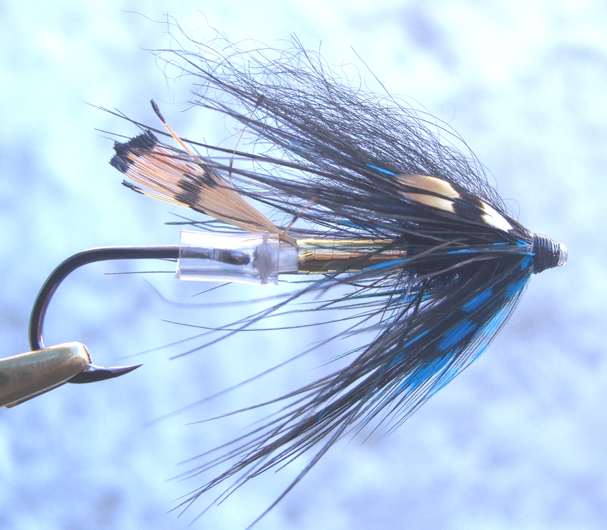 Tapered Tube Salmon And Steelhead Flies